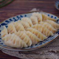 鲜肉玉米胡萝卜饺子