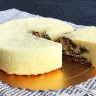 茶香戚风蛋糕