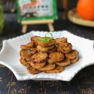 黑胡椒酱煎杏鲍菇