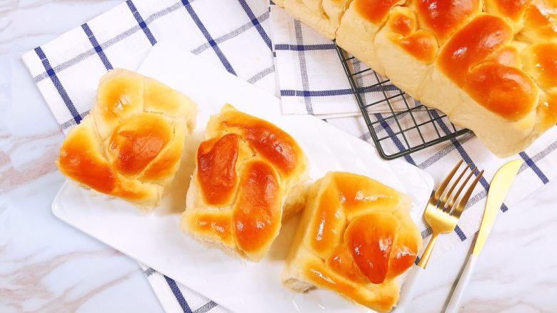 超松软好吃的玉米油老面包