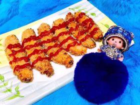 香酥三文鱼