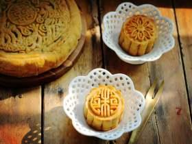 那年花开月正圆--五仁月饼