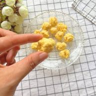 蛋黄米粉球