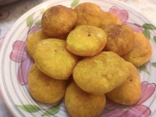 家常南瓜饼and紫薯饼