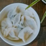紫菜猪肉饺子(自制饺子皮)