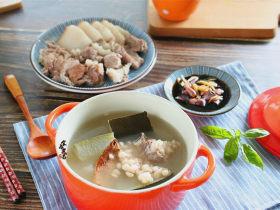 冬瓜薏仁猪肉汤