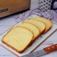 面包机版牛奶吐司面包