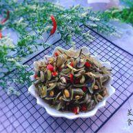家的味道+爆炒鲜美海瓜子