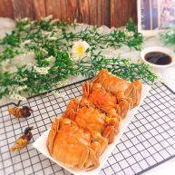 秋食+清蒸大闸蟹