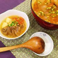 清炖蕃茄牛肉汤