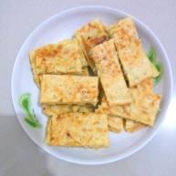槐树花摊煎饼