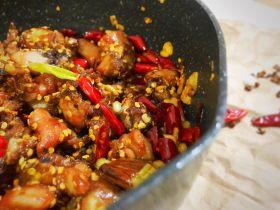 当红辣子鸡🌶️🌶️🌶️超简单做法 连吃三碗饭不是问题