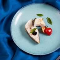 承味深海銀鱈魚配黑魚子醬,不用去炒熱度的完美CP!
