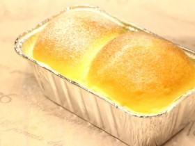草莓味的面包来袭,快来尝尝草莓奶香面包