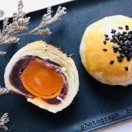 蛋黄酥(玉米油版)