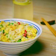 鱼米之乡蛋炒饭