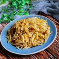 酸菜炒土豆丝