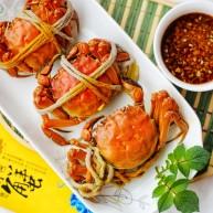 """美食丨清蒸阳澄湖大闸蟹 用最<span style=""""color:red"""">简单</span>的方法吃最鲜美的蟹"""
