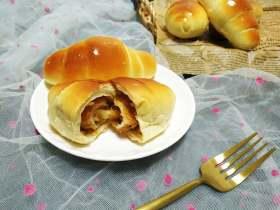 蘋果醬面包卷