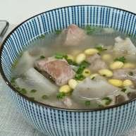 黃豆蓮藕排骨湯