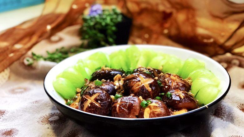 十味 新晴草色绿温暾➕香菇青菜烧豆腐