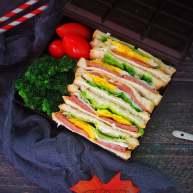 十味 三明治减肥便当