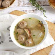 十味 冬瓜香菇牛肉丸汤
