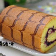 """千叶纹<span style=""""color:red"""">蛋糕</span>"""