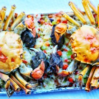 美食丨膏蟹焗饭 鲜香弥漫 垂涎何止三尺!