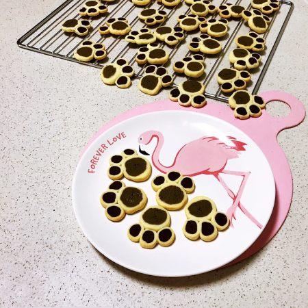 宝宝健康食谱  猫爪饼干
