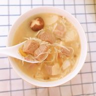 菌菇牛腩汤