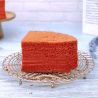 8寸红丝绒戚风蛋糕