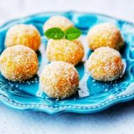 美食丨芝心红薯椰蓉球 一口一个超好吃~