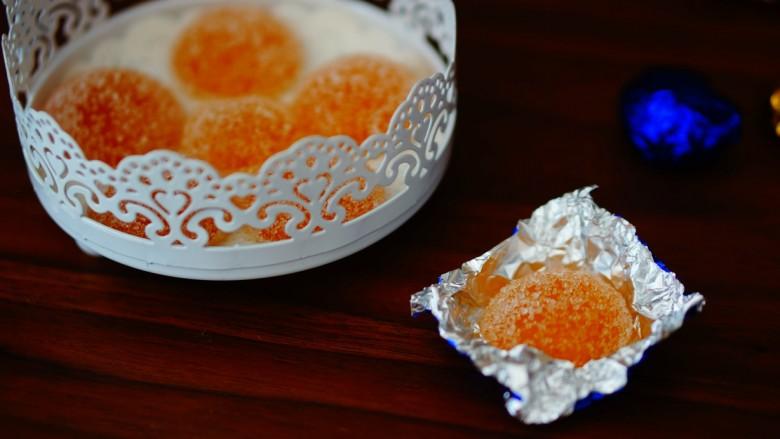 百变水果 法式橘汁软糖