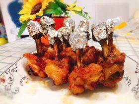 蜜汁烤翅根-年夜饭、宴请菜类