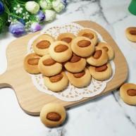 黄油杏仁饼干