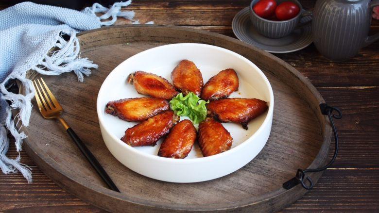 烤鸡翅(日式烧烤味)