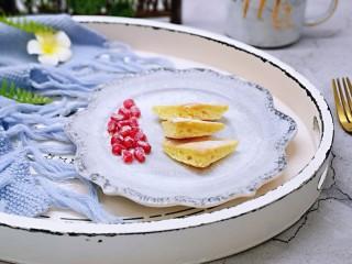 10分钟轻松搞定快手早餐~酸奶松饼,平底锅版松饼!近看,好吃极了,特别松软!