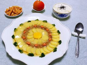 豆腐太阳花