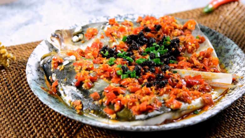 绝对零失败,也绝对美味下饭——豆豉蒸鱼