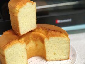 淡奶油戚風蛋糕