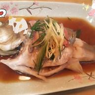 【鲜】清蒸鲈鱼——有鱼有肉的美味