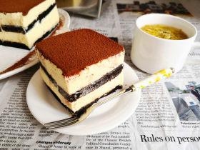 提拉米苏(蛋糕版)