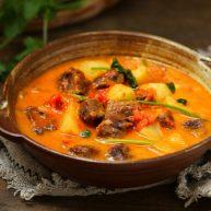 西紅柿土豆燉牛肉