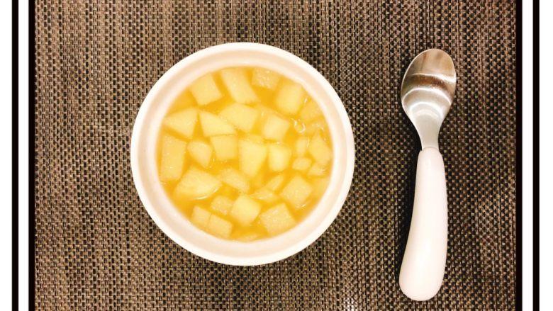 山楂苹果开胃汤