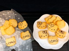 可爱KT小饼干
