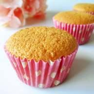 百香果蜂蜜纸杯蛋糕