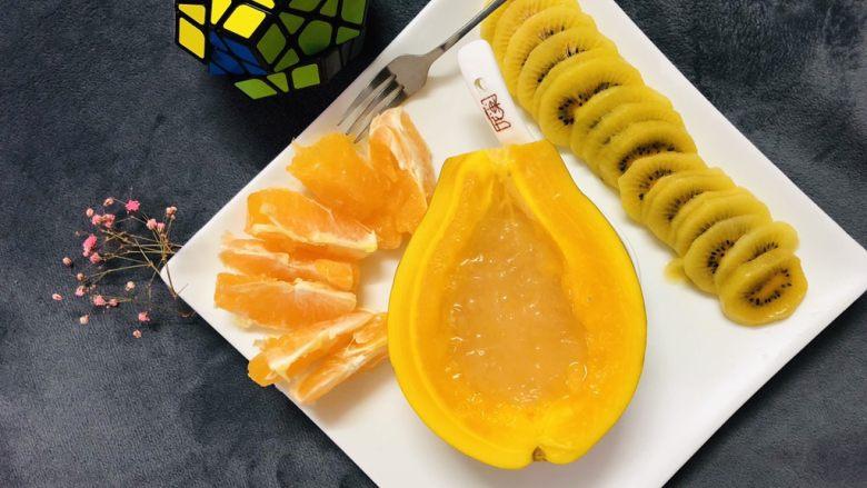 木瓜炖燕窝