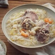 承味东北酸菜排骨汤