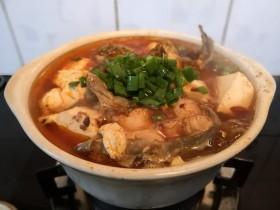 鲶鱼豆腐煲